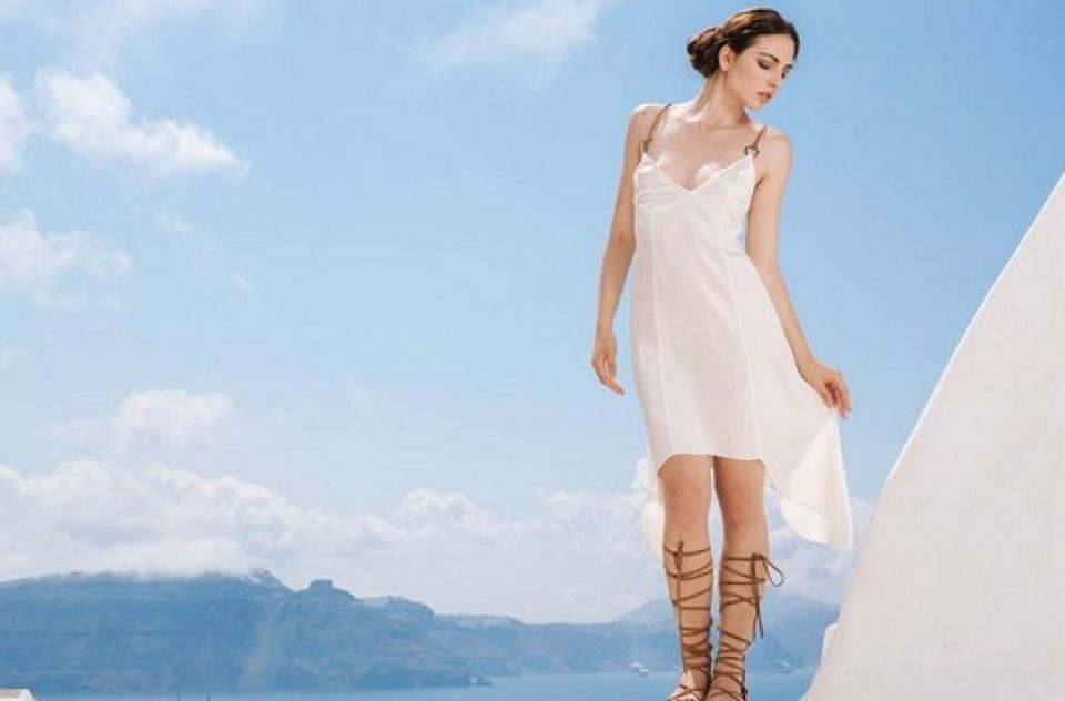 THE WHITE SANTORINI RESORT WEAR
