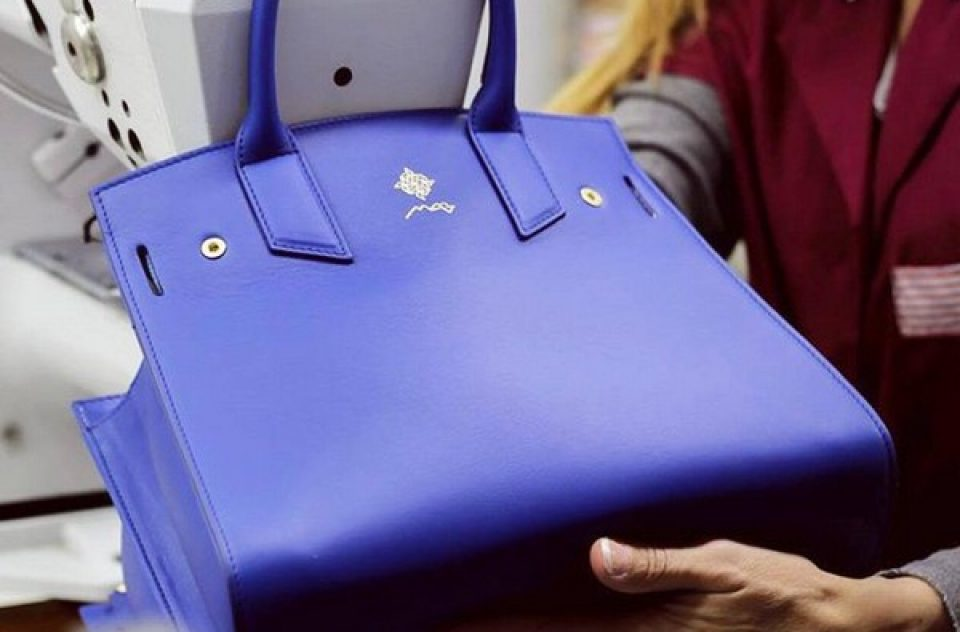THE MAG LUXURY LEATHER BAGS