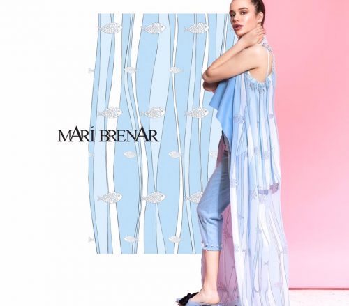 Mari Brenar fashion