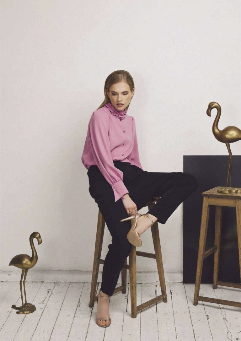 dariia monde style pink