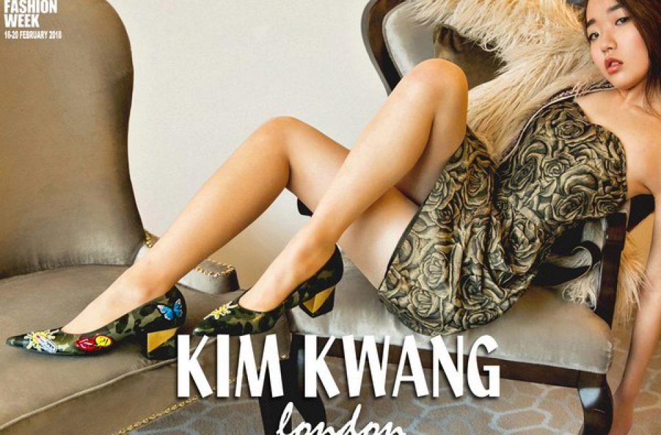 KIM KWANG worked alongside Jimmy Choo