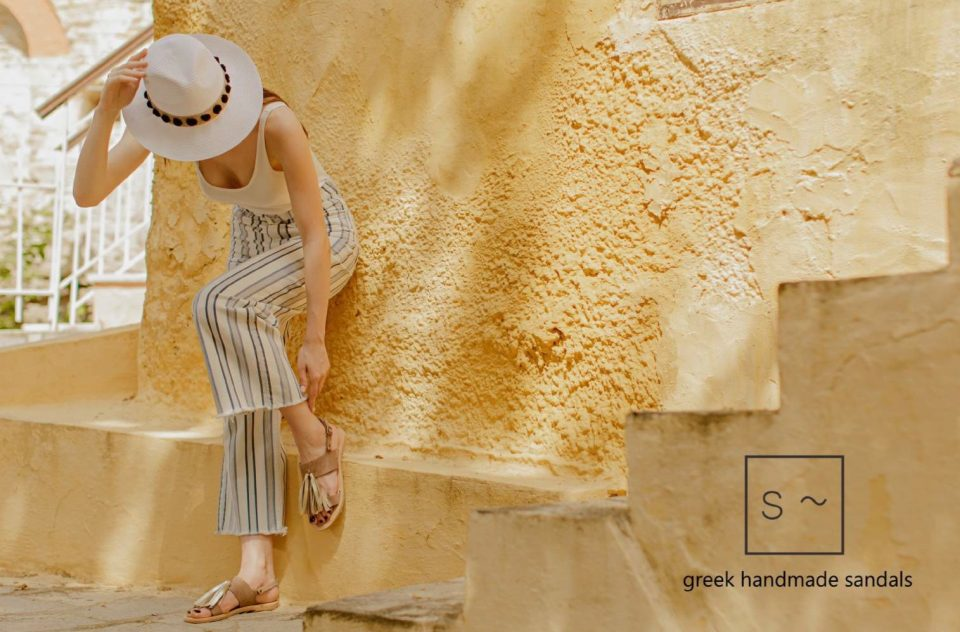 SANDALAKI – GREEK HANDCRAFTED SANDALS