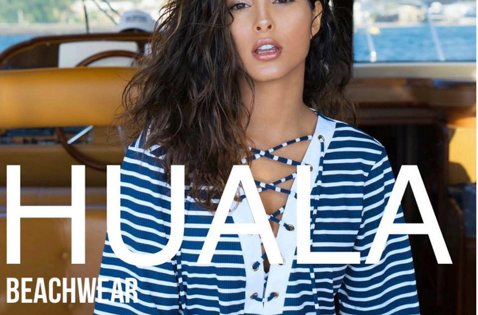 HUALA BEACHWEAR The HUALA woman is a Masterpiece