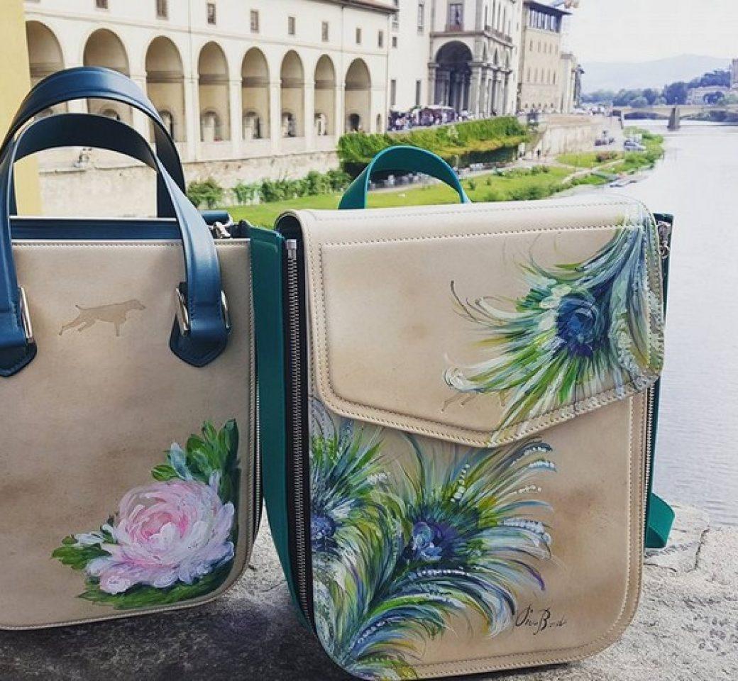 Bag's Hunter by MG Italian craftsmanship leather bag