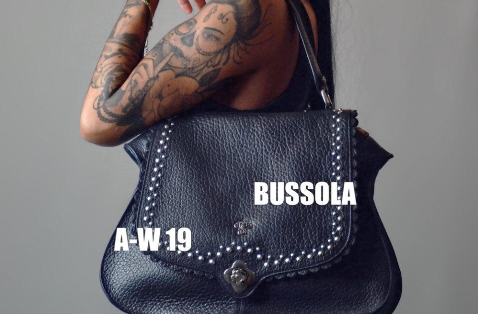 BUSSOLA – LEATHER HANDBAGS