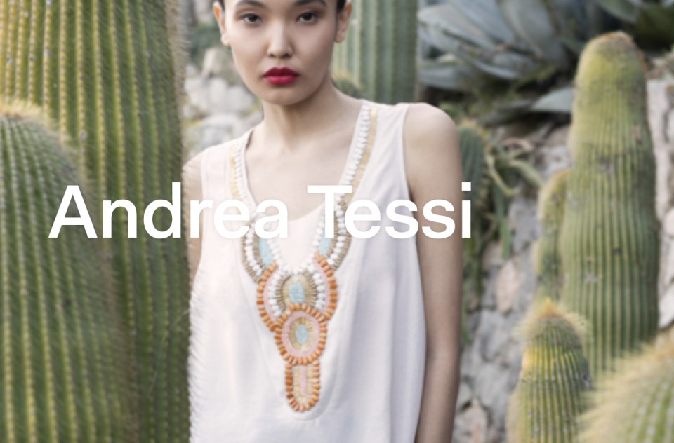 ANDREA TESSI The sophisticated look!
