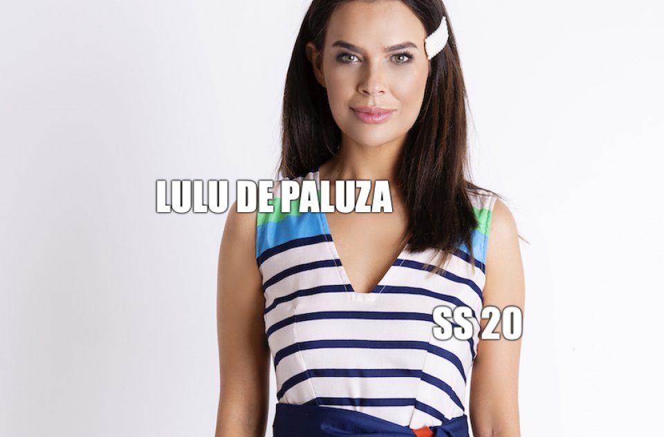 LULU DE PALUZA, Love for creation