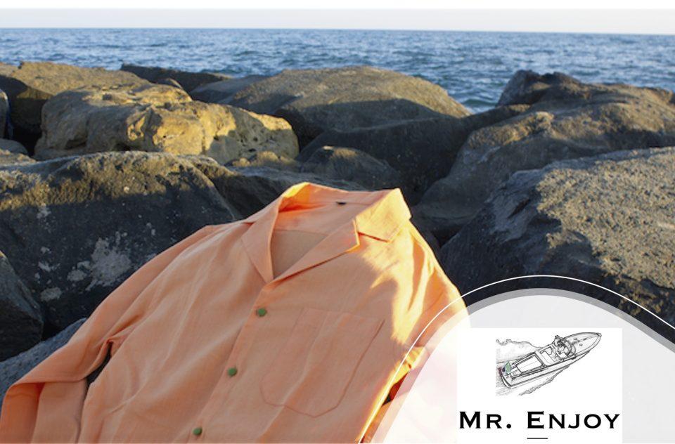 MR. ENJOY contemporary Men's wear shirts